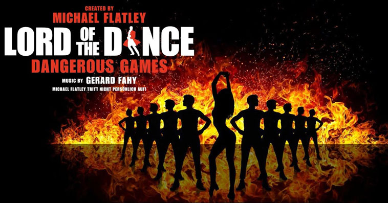 Lord of the dance - Dangerous Games 2018