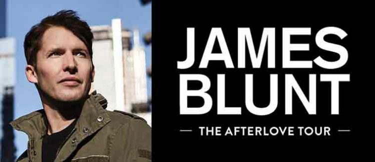 James Blunt - The Afterlove 2018 Budapest