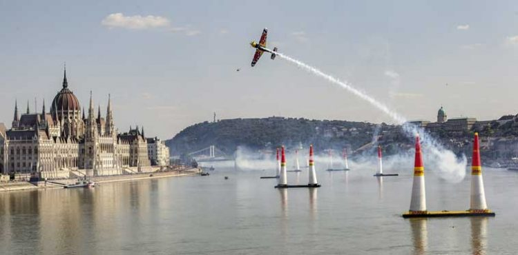 Red Bull Air Race Budapest 2018 - Gold Hotel Budapest