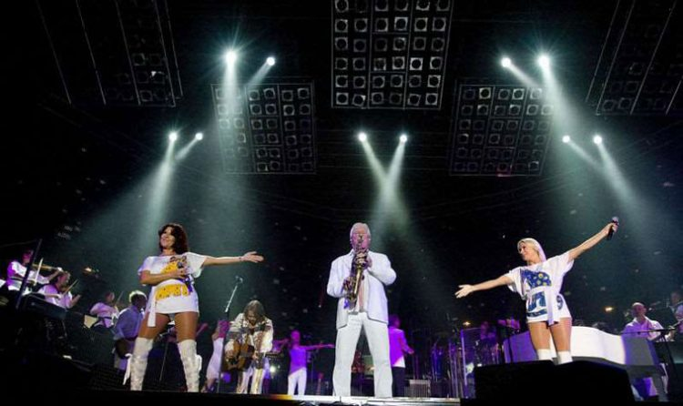 A Tribute to Abba concert Budapest 2019 - Gold Hotel Budapest