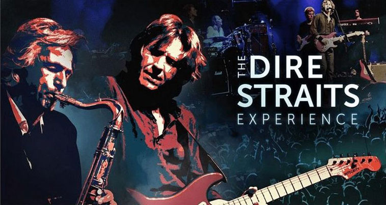 The Dire Straits Experience 2019 - Gold Hotel Budapest