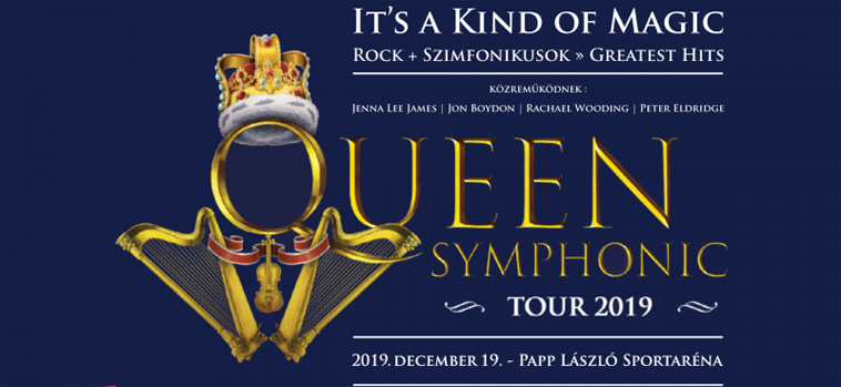 Queen Rock & Symphonic Show - Gold Hotel Budapest